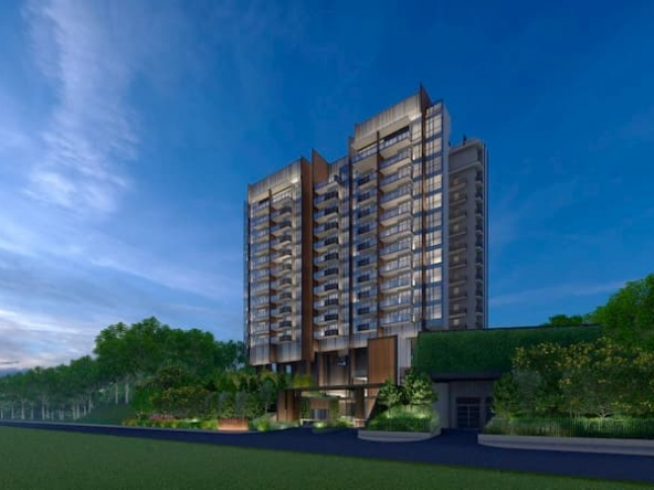 Juniper Hill Bukit Timah Collection freehold condo Singapore
